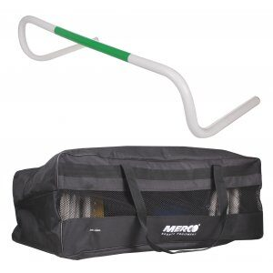 Merco QUICK RETURN HURDLE 20CM 6PCS + BAG