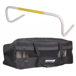 Merco QUICK RETURN HURDLE 25CM 6PCS + BAG