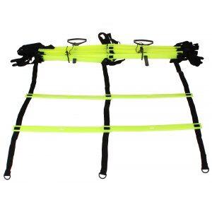 Merco AGILITY LADDER DUAL JUMPING SET 9M