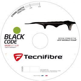 Tecnifibre BLACK CODE LIME 200M