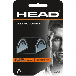 Head XTRA DAMP BLACK