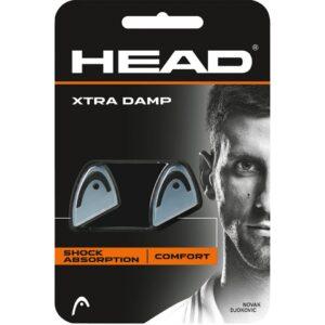 Head XTRA DAMP BLACK