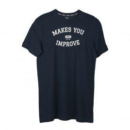 T-Shirt homme CASUAL NOX bleu marine