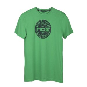 T-Shirt homme CASUAL NOX vert