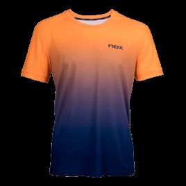 T-Shirt padel homme PRO orange