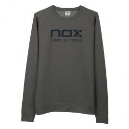 sweat-shirt homme TEAM NOX gris