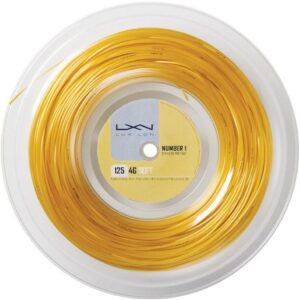 Luxilon 4G SOFT GOLD 200M