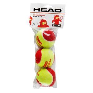 Head TIP RED (SAC 3 BALLES)