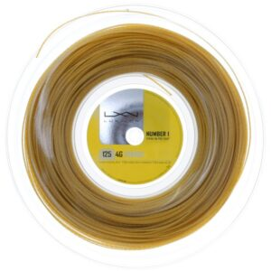 Luxilon 4G ROUGH GOLD 200M