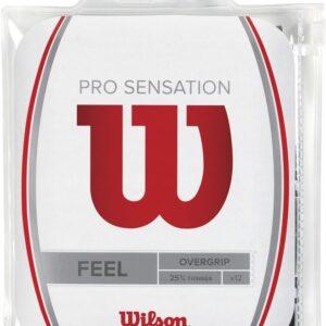 Wilson PRO OVERGRIPS SENSATION x12