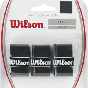 Wilson PRO OVERGRIPS SENSATION x3