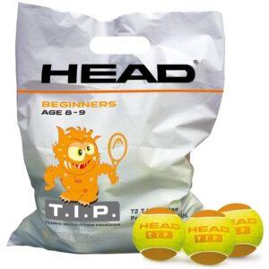 Head TIP ORANGE (SAC 72 BALLES)